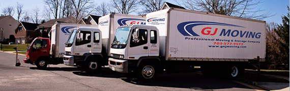 GJ Moving and Storage
