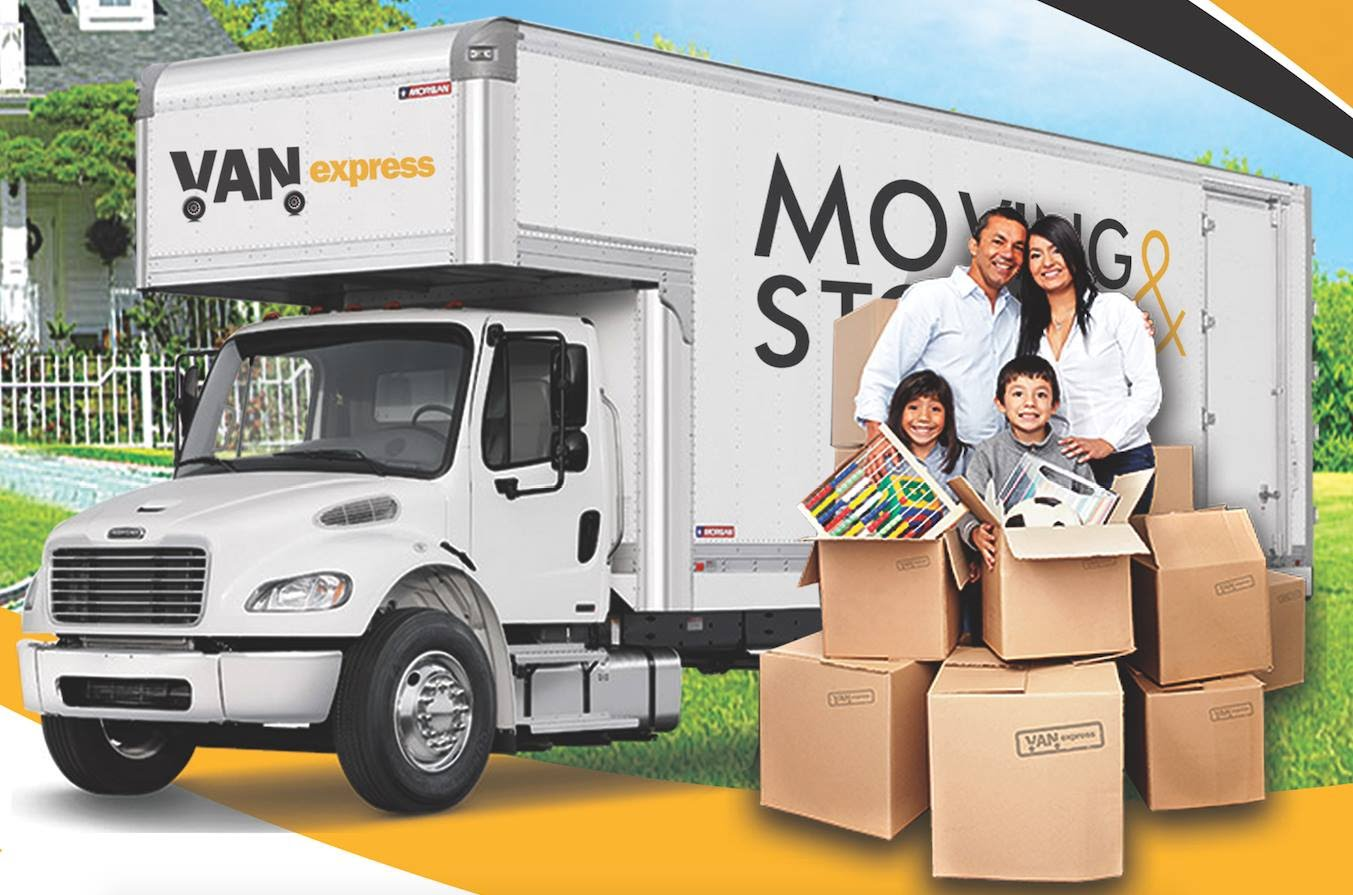 Van Express Moving & Storage
