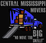 Central Mississippi Movers