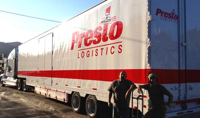 Presto Logistics
