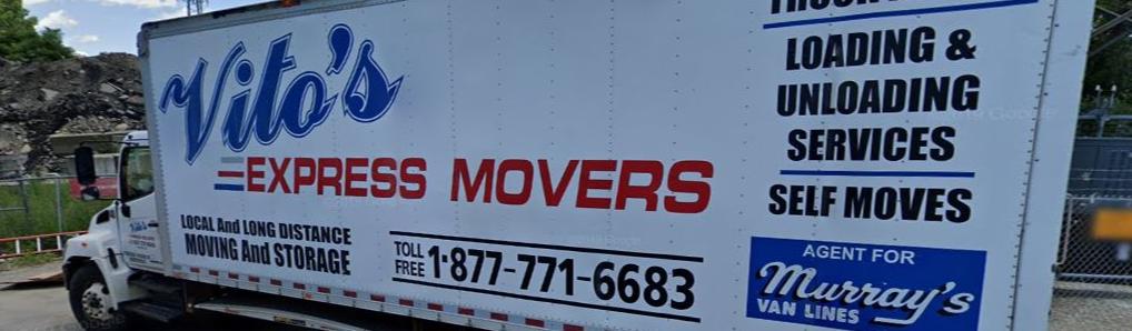Vito's Express Moving