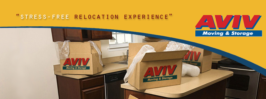 Aviv Moving and Storage
