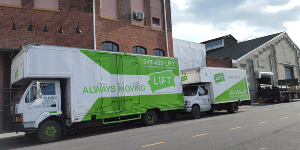 LIFT NYC Movers