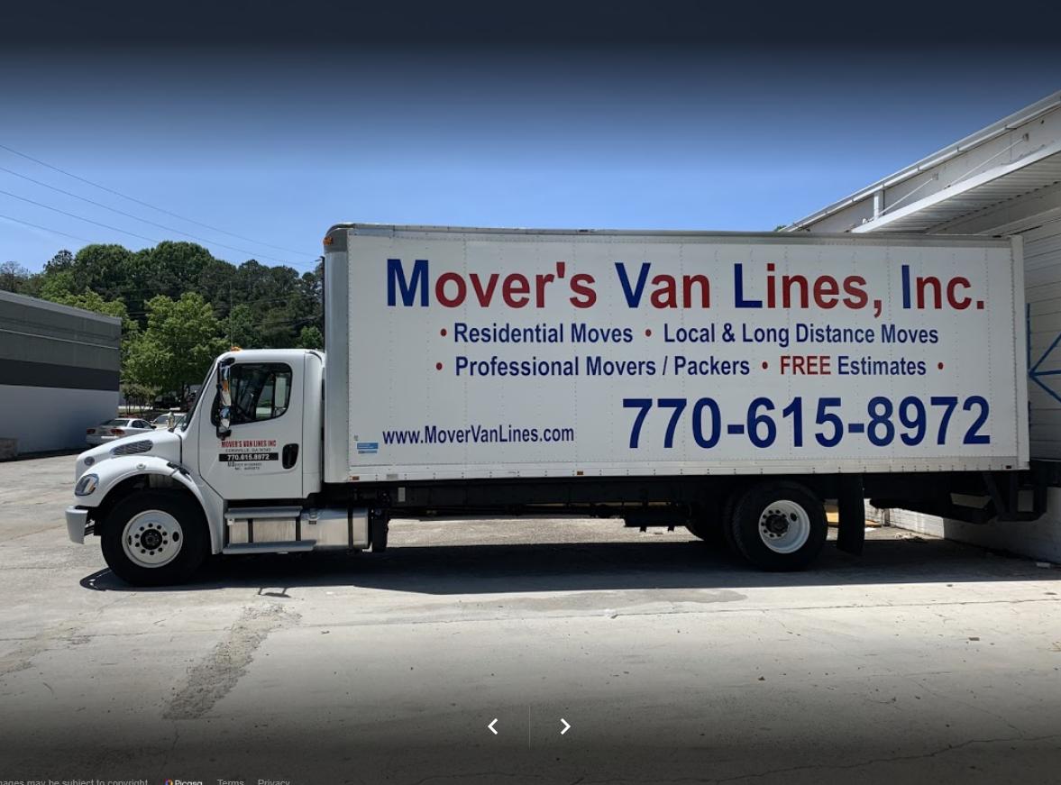 Movers Van Lines