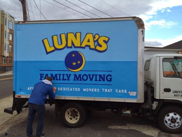 Lunas Family Moving