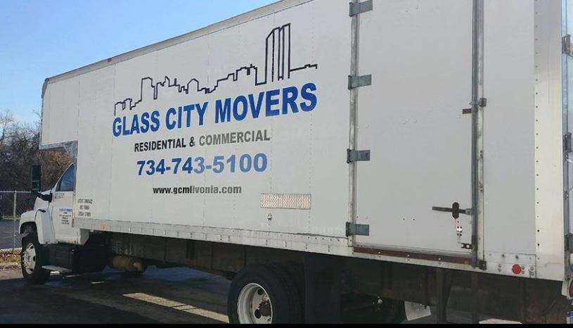 Glass City Movers Livonia