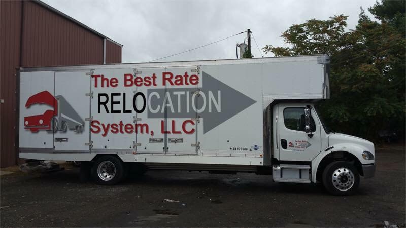 The Best Rate Relocation Systems LLC