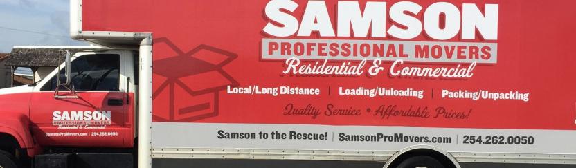 Samson Professional Movers