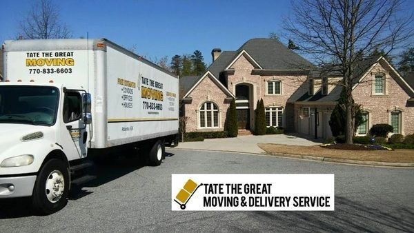 Tate The Great Moving