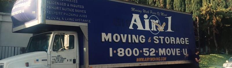 Air 1 Moving & Storage