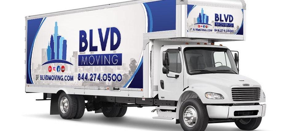 BLVD Moving