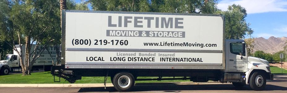 Life Time Moving & Storage