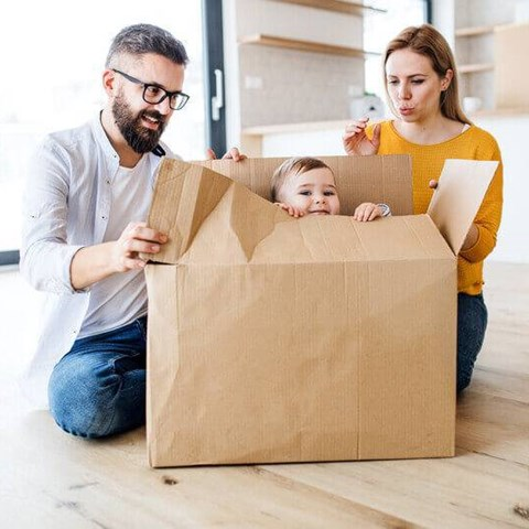 10 Things to do When Moving with Babies