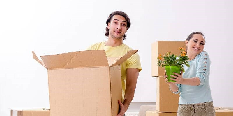 The Cheapest Way to Move Locally in California