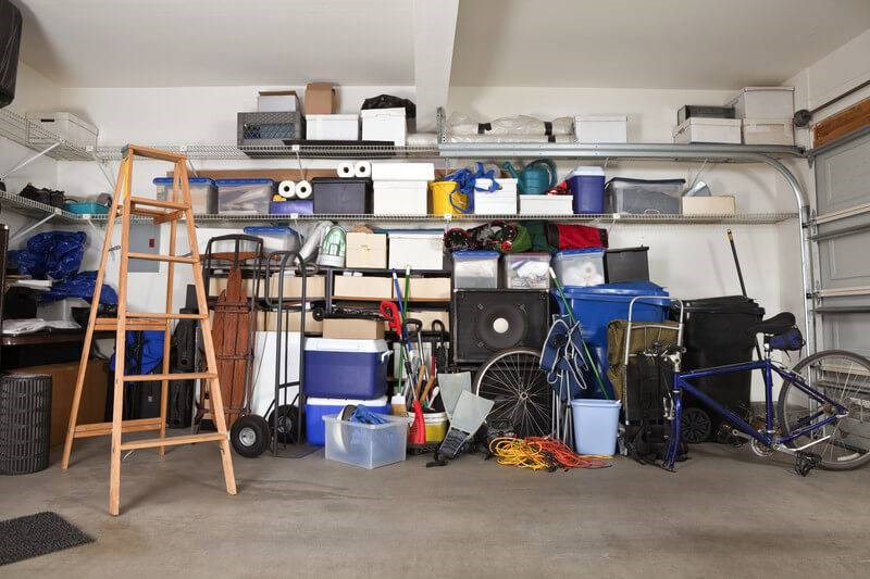 How to Pack Your Garage for A Move