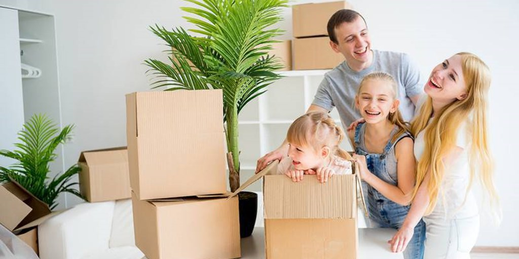 Tips for Moving Into Your First House