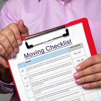 The Best Room By Room Moving Checklist For Packing