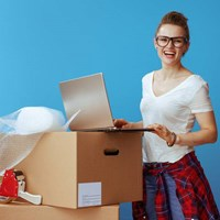 Long-Distance Moving Home Checklist